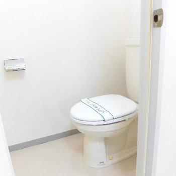 個室トイレでGood