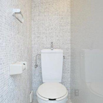 ちゃんとトイレとお風呂はセパレート♪
