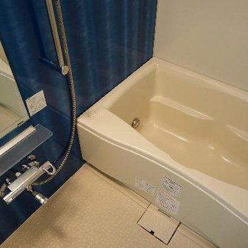 お風呂も追い焚きと乾燥機つきと充実の設備!