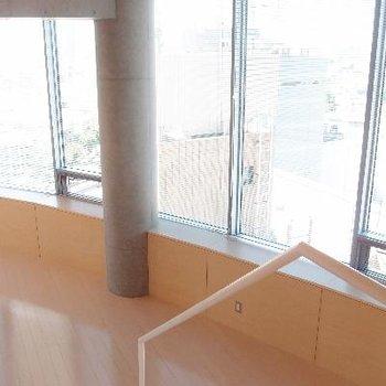 11階、パノラマ窓!
