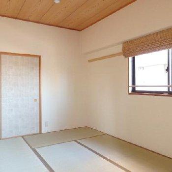 やっぱり和室が好き。※写真は別部屋