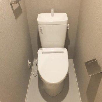 トイレはウォームレット