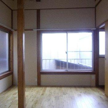 2階のお部屋です