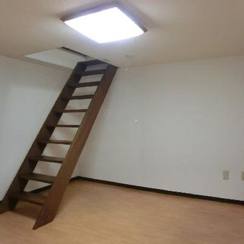 地下室もしっかりとしたお部屋。