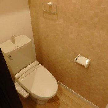 トイレ※写真は類似タイプの別部屋です