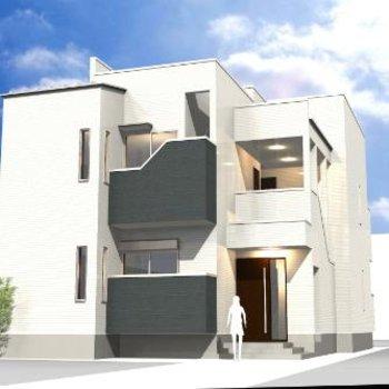 豪華な新築アパートが秋に登場します!