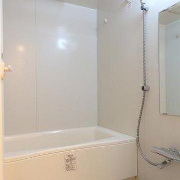充実のお風呂です※画像は、同じ間取りのお部屋です