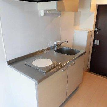 キッチンはIHでお掃除スイスイ