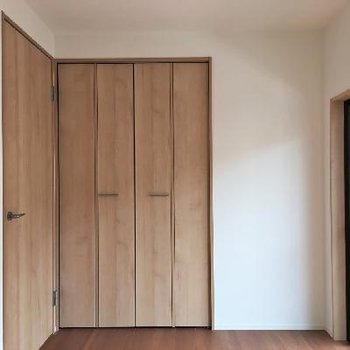 収納もこの部屋。