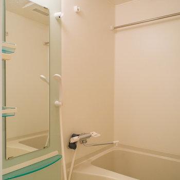 嬉しい浴室乾燥機♪