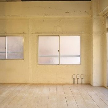 いやぁ、カッコいい部屋。※写真は別部屋