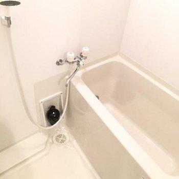 お風呂も十分な広さ!