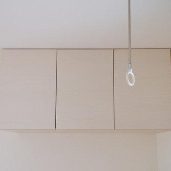 天井の収納