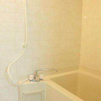 お風呂の広さも十分