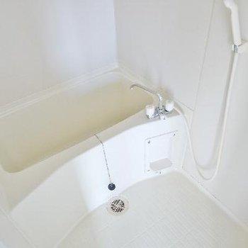 お風呂はとっても普通!