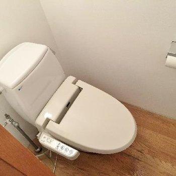 トイレの床がフローリングって事が以外に珍しい事をご存じですか?
