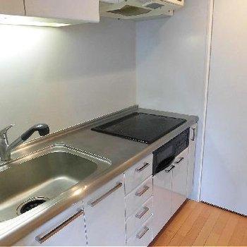 調理スペースも完備です
