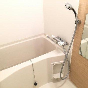 お風呂。あまり大きくないですが綺麗でした!