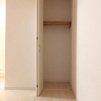 クローゼット*写真は別室です