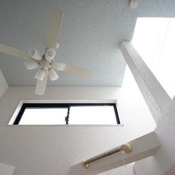 天井高いんです♪