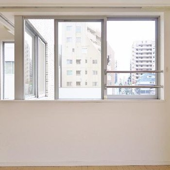 窓、窓、窓。