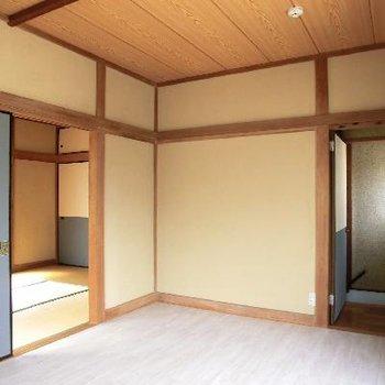 とことん日本の残る空間。