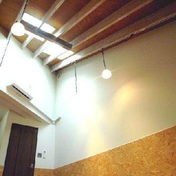 たかーーい天井