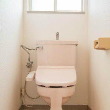 トイレはこちら