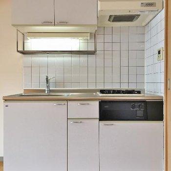 キッチンは装備◎
