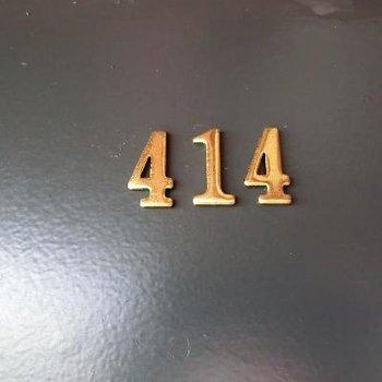 室番号も雰囲気出てます。
