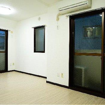 窓が多くて◎