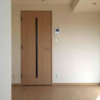 5階のお部屋を窓から撮影