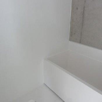バストイレ別です!湯船に浸かって疲れを取りましょう!※写真は別室です