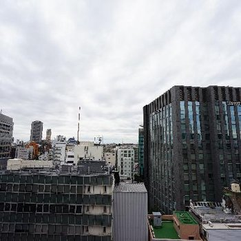 眺望はこちら!渋谷ですよ!!