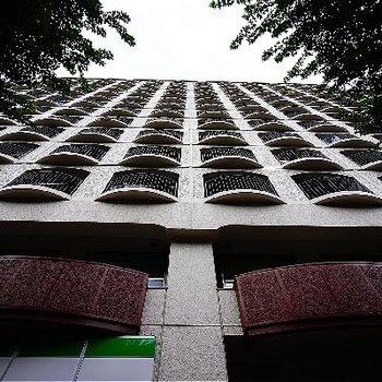 おぉ!フォトジェニックな建物!