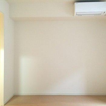 洋室は8.1帖の広さです