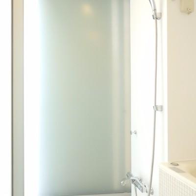 シャワールームにも見えます