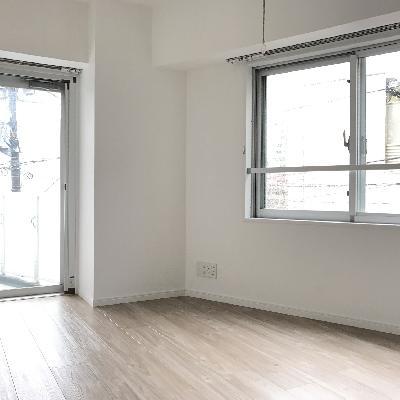 お部屋、窓が良いですね