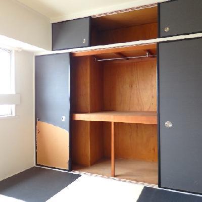 和室です。収納は押入れ