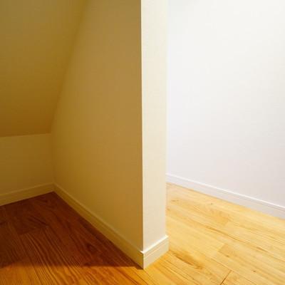 階段したはしっかり収納に!!