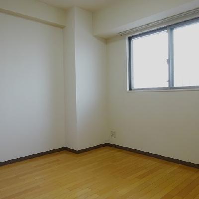 独立した洋室、6.1帖※写真は別部屋