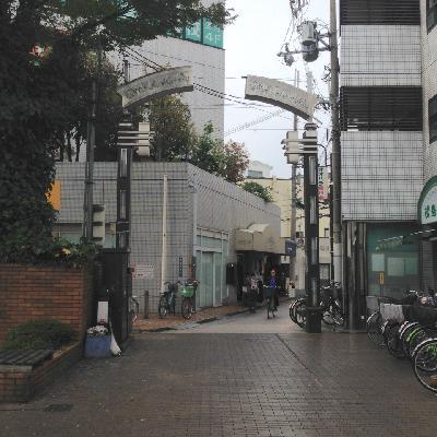 古川橋ショッピングモール!