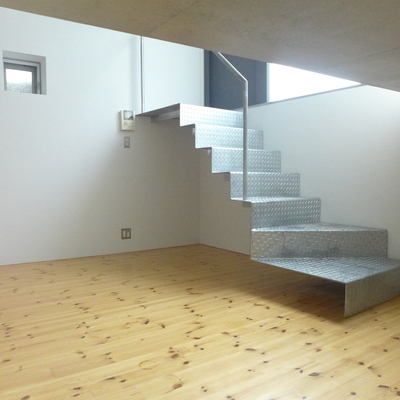 非常階段から。