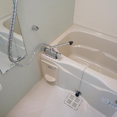 お風呂は乾燥機付いてます!