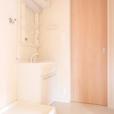 ドアが可愛いデザイン♪