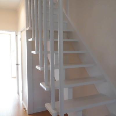 2階に行きましょう