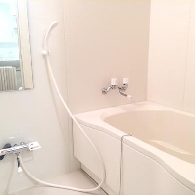 乾燥機能付きのお風呂場
