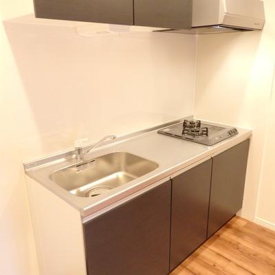 横に冷蔵庫が置けますよ!
