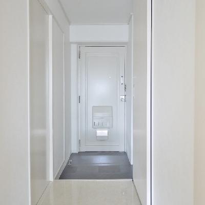 玄関廊下はこんな感じです!