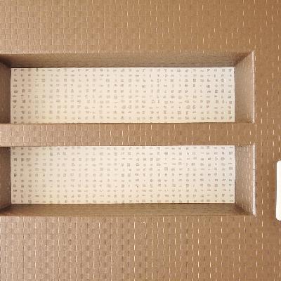 キッチン横に小棚作りました。